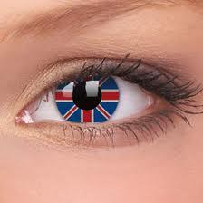 union jack eye