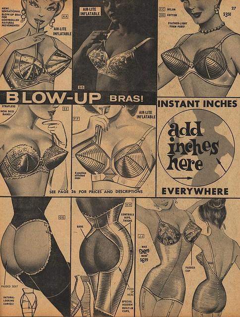 blow bra
