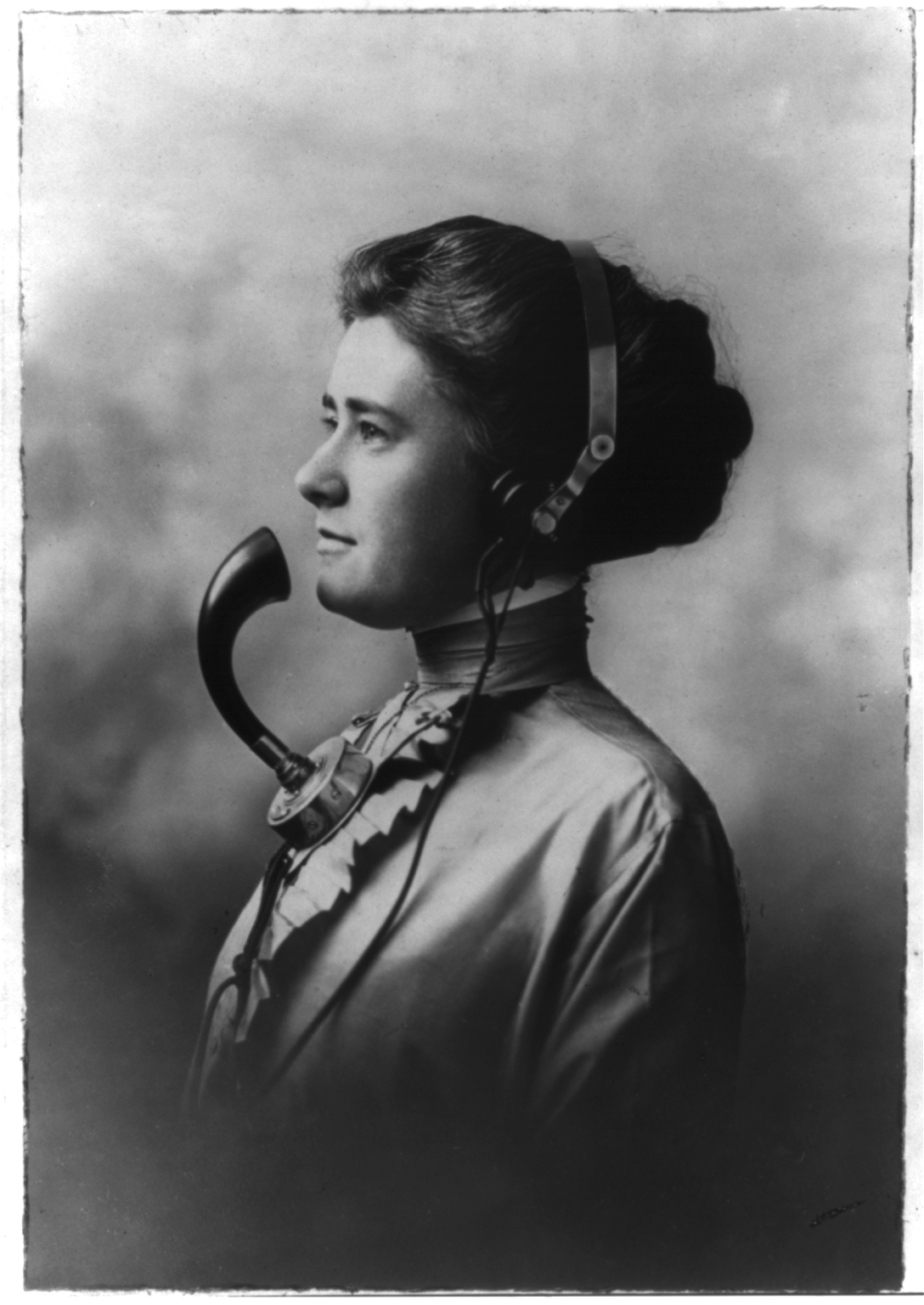 A_Telephone_Operator