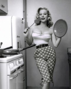 Betty Brosmer Kitchen