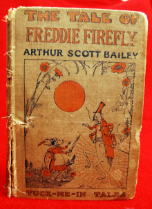 Freddie firefly